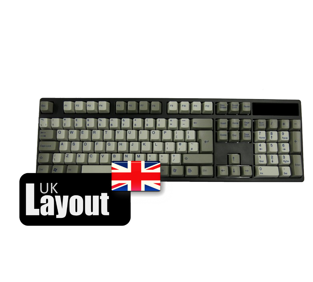 Tai-Hao ABS Double Shot Keycaps Olivetti UK